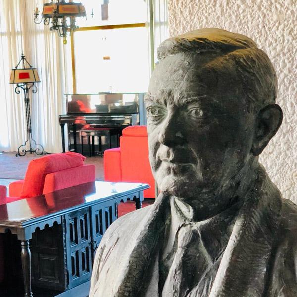 Founder of Ciudad Patricia