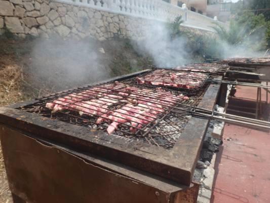 Jährliches Grillfest @ Ciudad Patricia
