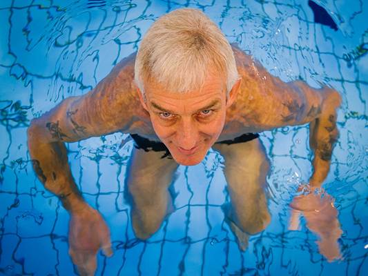 Why swimming is important in your senior years