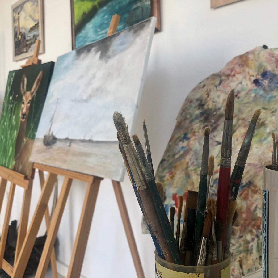 Hobby Room @ Ciudad Patricia